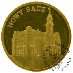 2 złote - Nowy Sącz
