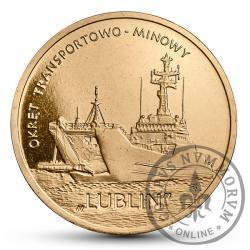 2 złote - ORP Lublin