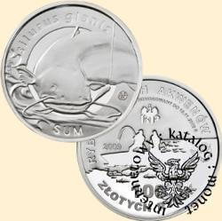 100 złotych rybek (Ag.925) - V emisja / SUM