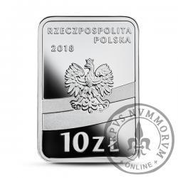 10 złotych - Stulecie odzyskania przez Polskę niepodległości – Ignacy Jan Paderewski