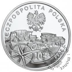 10 złotych - Ferdynand Ossendowski