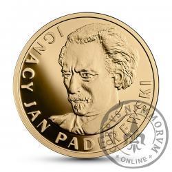 100 złotych - Stulecie odzyskania przez Polskę niepodległości – Ignacy Jan Paderewski