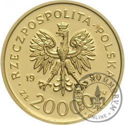 20 000 złotych - Solidarność 1980-1990