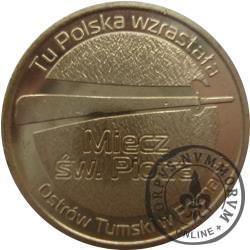1 brama (Brama Poznania - Miecz św. Piotra)