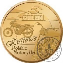 PKN ORLEN (II emisja) - Kultowe Polskie Motocykle / SHL Gazela