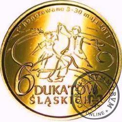 6 dukatów śląskich (golden nordic - I emisja)