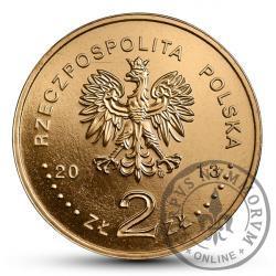 2 złote - ORP Warszawa