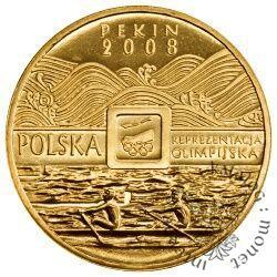 2 złote - Igrzyska Pekin 2008