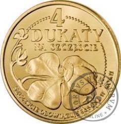 4 dukaty na szczęście - 2009