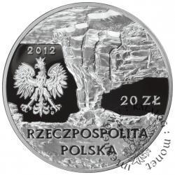 20 złotych - krzemionki opatowskie