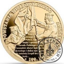 200 złotych - 100. rocznica wybuchu Powstania Wielkopolskiego
