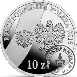 10 złotych - 100. rocznica wybuchu Powstania Wielkopolskiego