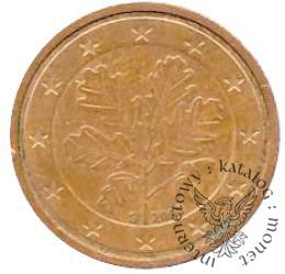2 euro centy (G)