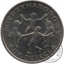 20 złotych - Międzynarodowy Rok Dziecka