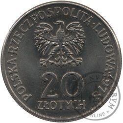 20 złotych - Konopnicka