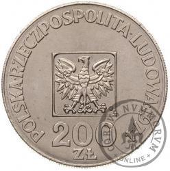 200 złotych - XXX lat PRL