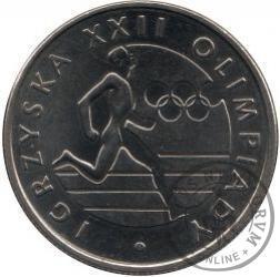 20 złotych - Igrzyska XXII Olimpiady