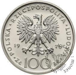 100 złotych - Tadeusz Kościuszko
