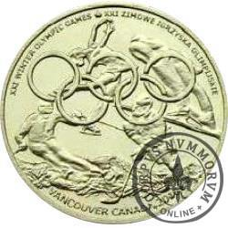 1 dukat olimpijski (mosiądz)