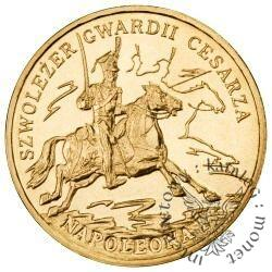 2 złote - szwoleżer gwardii Cesarza Napoleona I