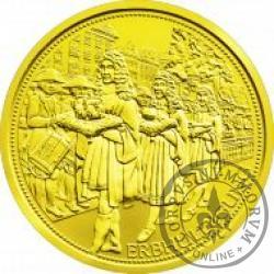 100 euro - Korona Arcyksiążęca
