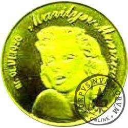 BLIŹNIĘTA - Marilyn Monroe (mosiądz pozłacany)