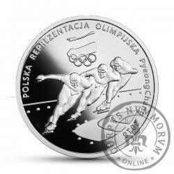 10 złotych - Polska Reprezentacja Olimpijska PyeongChang