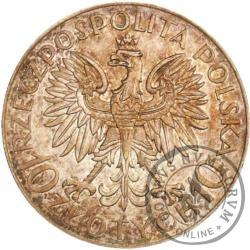10 złotych - Romuald Traugutt - PRÓBA st. zw.