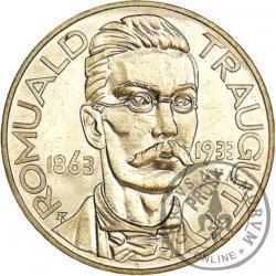 10 złotych - Romuald Traugutt - PRÓBA st. L