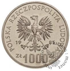 1000 złotych - wiewiórka