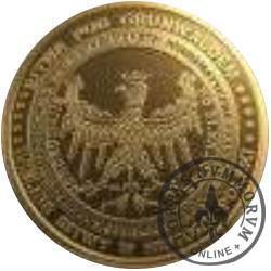 1 bitewny / Grunwald (mosiądz)