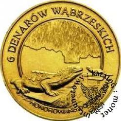 6 denarów wąbrzeskich - Wąbrzeźno (st. odwrócony)