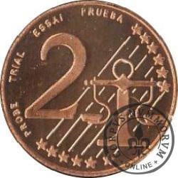 2 cent (Cu - typ II)