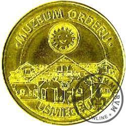 10 dutków rabczańskich - Muzeum Orderu Uśmiechu (bimetal pozłacany)