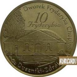10 fryderyków (golden nordic)