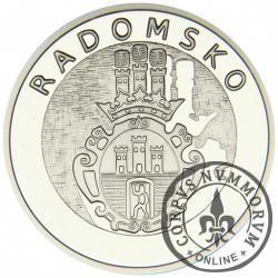 6 jadwiżek - Radomsko (Ag)