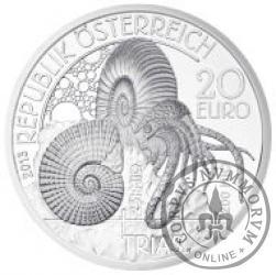 20 euro - Trias - życie w wodzie