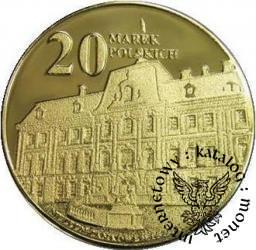 20 marek polskich - księżna Daisy von Pless