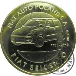 FIAT AUTO POLAND S.A. - Fiat Seicento (I emisja)