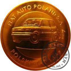 FIAT AUTO POLAND S.A. - Polski Fiat 126p (I emisja)