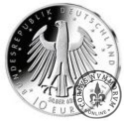 10 euro -  300 rocznica urodzin Fryderyka Wielkiego