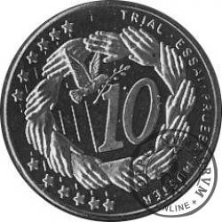 10 cent (Ag - typ II)