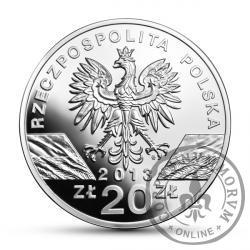 20 złotych - żubr