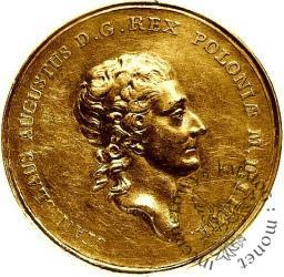 talar - LITUA, złoto