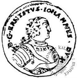 grosz - popiersie
