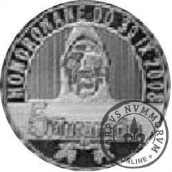 5 jurandów (mosiądz posrebrzany)
