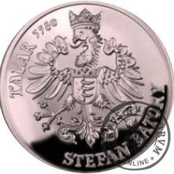 40 orłów - Talar 1580 / Stefan Bartory (Ag)