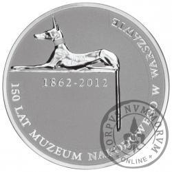 10 złotych - 150 lat Muzeum Narodowego w Warszawie