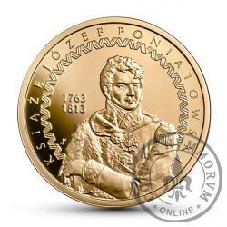 200 złotych - książę Józef Poniatowski