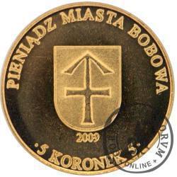 5 koronek bobowskich